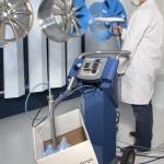 Nordson HDLV pulbervärvimine kastist 5