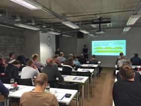Pulbervärvimine - Nordson HDLV seminar